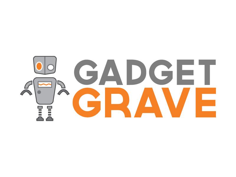 Gadget Grave New Logo by Jarrod Ramsey on Dribbble