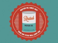 Rusted Motor Oil