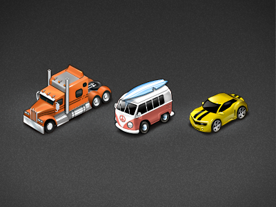 Cars cars icons game items illustration photoshop wheels