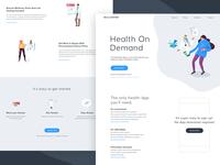 Healthstar Website