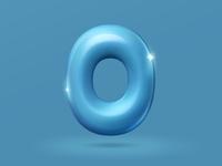 """O"" Icon"