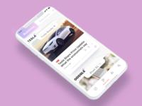Quintessence – A News App
