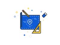 Blueprint icon - WIP