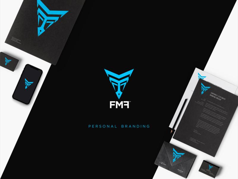 FMF DESIGN - Personal Branding branding personal logo