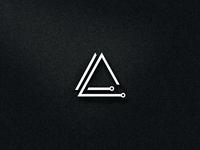 AL Letter Logo