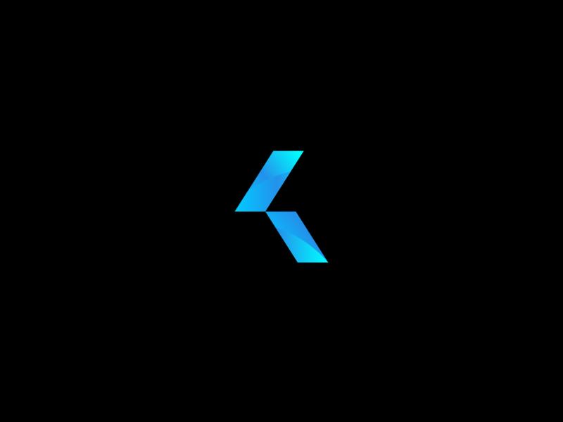 K Letter Logo By Agny Hasya Studio On Dribbble