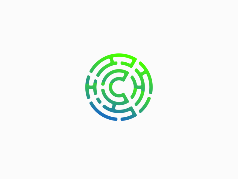Letter C Logo Design - Crytocurrency / BlockChain Logo for sale forsale sale c logo technology logo vector illustration logo 3d minimalist logo design logo design logo blockchain crytocurrency letter c letter logo letter