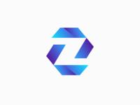 Letter Z 3D Logo