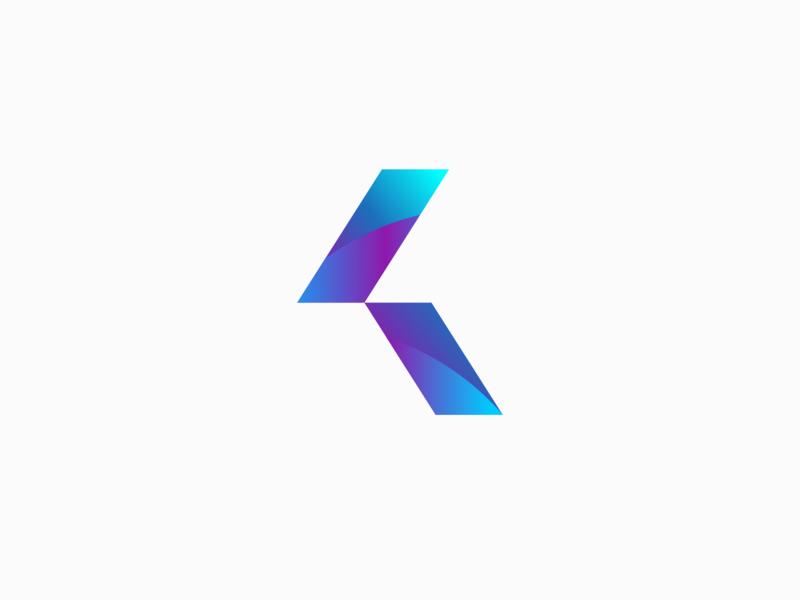 Letter K 3d Logo By Agny Hasya Studio On Dribbble