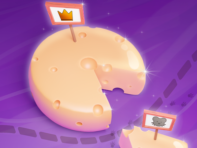cheese digital 2d cartoon art digital art illustration