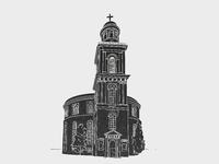 Paulskirche zeichenfl che 1