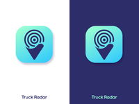 Truck Radar - Logo Design