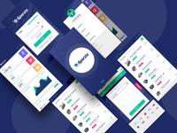 Auto Spares E-shop Mobile UI - Sparzio