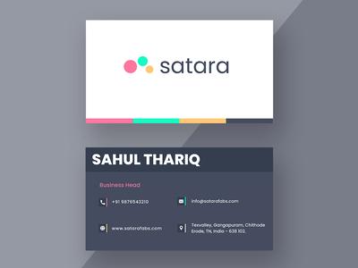 Business Card - Satara