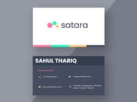 Business Card - Satara