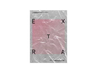extra packaging package design poster print design ux ui posters design branding typography elwips typographic swiss poster design graphic design