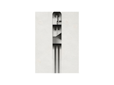 g'bye lettering ux ui type posters elwips design typography typographic swiss print design poster design poster graphic design