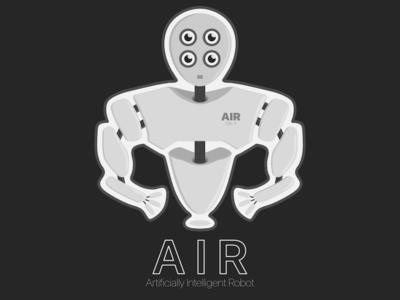 A I R - Artificially Intelligent Robot