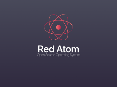 Red Atom - Open Source Operating System