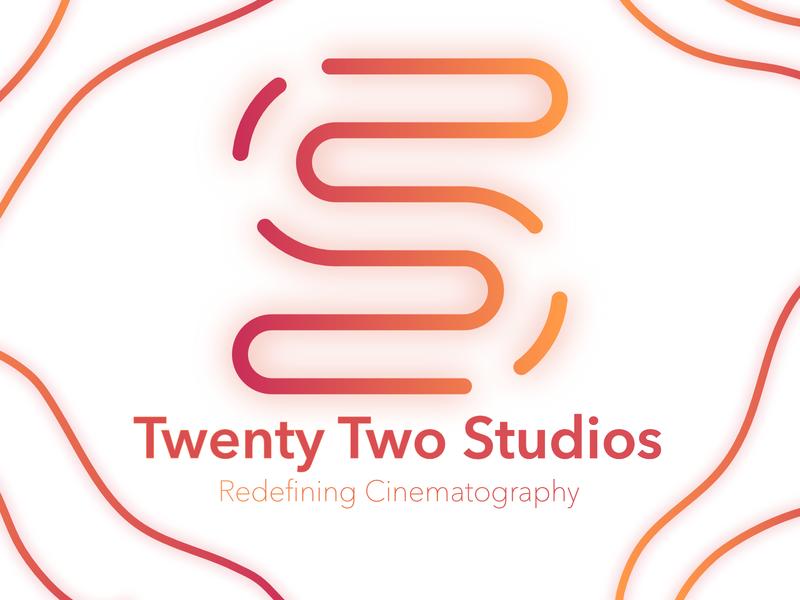 Twenty Two Studios - Redefining Cinematography film studios two twenty design concept design logo logo design concept