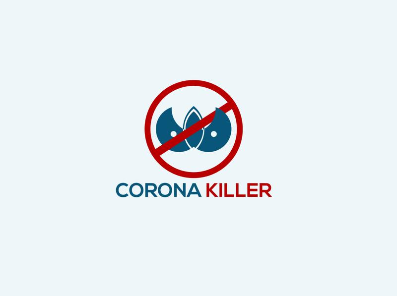Corona virus killer virus logo corona virus killer logo corona virus killar logo corona logo corona virus