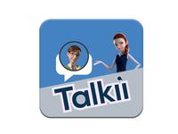 Talking logo design