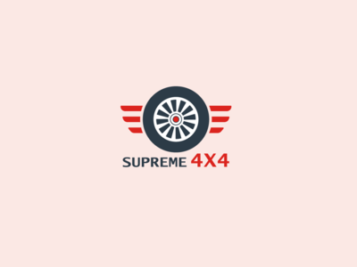 4x4 Logo Design