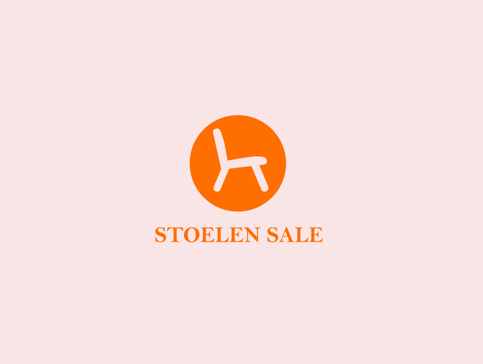 Design Stoelen Sale.Chair Comapany Logo By Md Din Islam On Dribbble