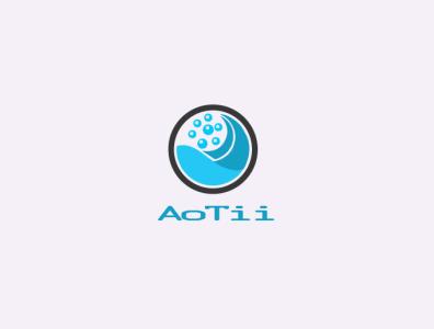 Aotii logo design