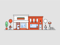 Small Business Storefronts