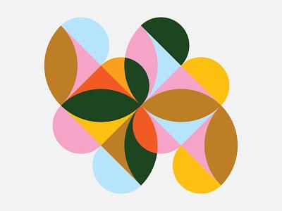 shapes colors composition branding illustration identity mark logo