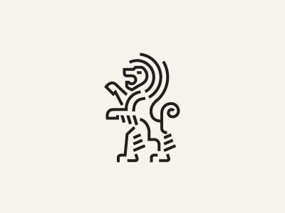 Lion2 logo milash mark george bokhua symbol lion