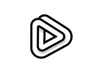 play branding design symbol logotype identity mark logo