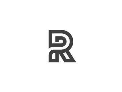R logo milash mark george bokhua symbol r