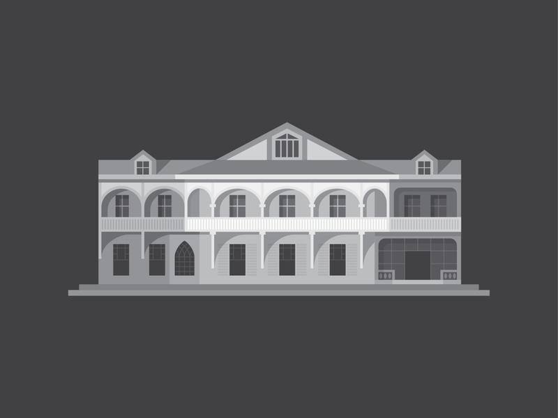 writers house. Tbilisi. illustration branding logotype design identity symbol logo