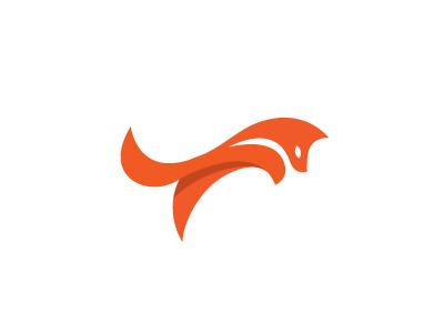 Fox logo milash mark george bokhua symbol fox