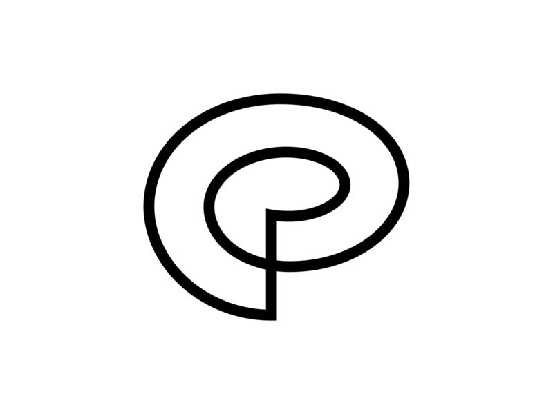 spiral design branding illustration logotype identity symbol mark logo