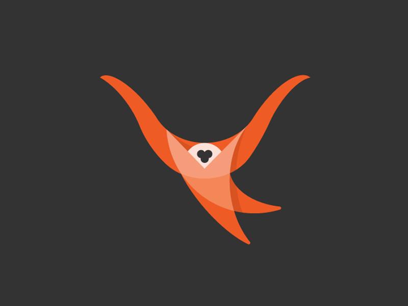 Gibbon logo milash mark george bokhua symbol gibbon animal