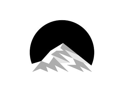 mount branding design george bokhua illustration identity logotype mark symbol logo