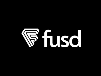 fusd illustration branding design logotype identity symbol logo