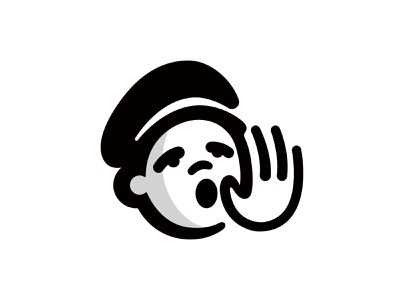 bellman design illustration branding identity logotype mark symbol logo