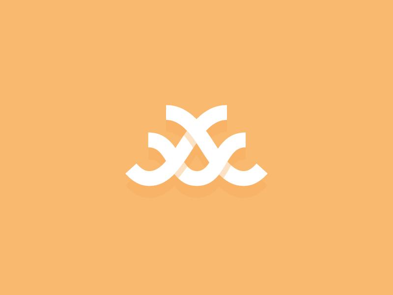 Abstraction* logo milash mark george bokhua symbol