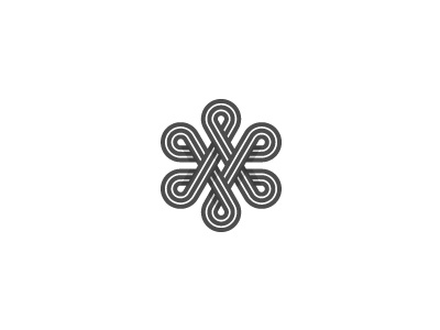 A Flower* logo milash mark george bokhua symbol flower