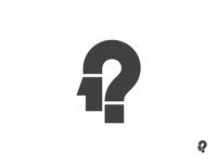 Man As A Question Mark