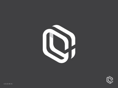 C 2* letter c illustration logotype design identity symbol mark logo