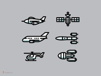 Icons. Airbus US*