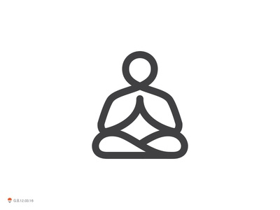 Zen zen identity symbol mark logo