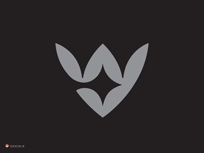 "Georgian ""u"" experiment sketch icon mark identity typography symbol logo"