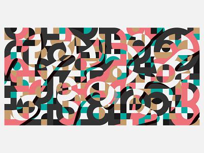 Abs experiment sketch icon mark identity typography symbol logo