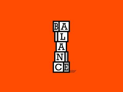 Balance 01 balance mark milash george bokhua symbol logo